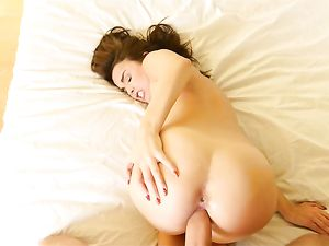 Dildo And Dick Loving Babe Dillion Harper Fucked Hard