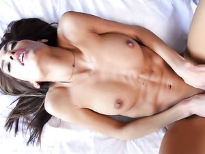 Fucking A Fit Babe Makes His Big Dick Cum Hard