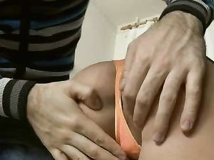 Exploring Her Teen Body And Fucking Her Asshole
