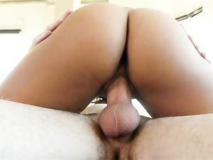 Finger Fucking Gabriella Ford Sucks A Big Cock