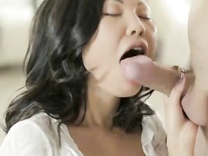 Sensual Asian Foreplay And Erotic Anal Fucking