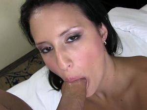 Pounding Latin Pussy In His Hotel Room And Cumming Hard