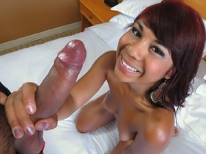 Hardcore Porn Audition For A Latina Cutie In His Hotel
