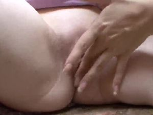Milky White Lesbian Pussy Tastes So Good