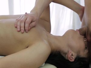 Flawless Young Russian Fucked In An Erotic Scene