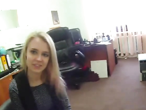 Lithe Young Teenager Sucks And Sits Down On Dick