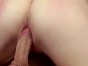 Hot And Rough Fucking Makes The Blonde Teen Cum